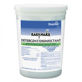 Easy Paks® Detergent/Disinfectant, Original Scent, .5oz, Packet