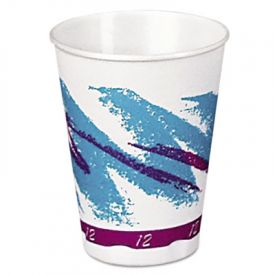 SOLO® Cup Trophy Dual Temp. Insulated Cups in Jazz Design, 12 oz