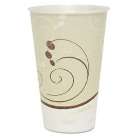 SOLO® Cup Trophy Dual Insulated Cups in Symphony Design, 16 oz