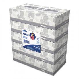 Kleenex® White Facial Tissue, 2-Ply