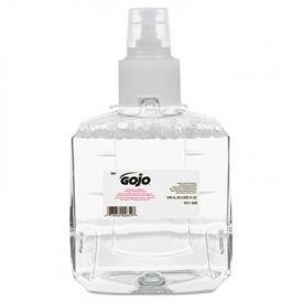 GOJO® Clear & Mild Foam Handwash Refill, Frag.-Free, 1200ML Refill