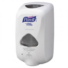 PURELL® TFX; Touch Free Dispenser, 1200ML, 6-1/2w x 4-1/2d x 11-1/4