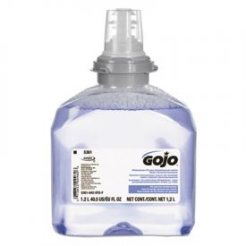 GOJO® TFX; Touch-Free Dispenser Refills, Fresh Scent, Dispenser, 1200ML