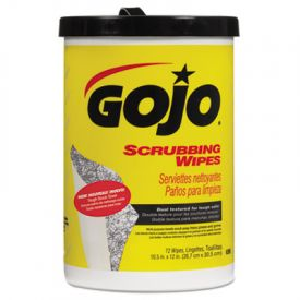 GOJO®  Scrubbing Towels, Hand Cleaning, Fresh Citrus