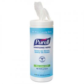 PURELL® Hand Sanitizing Wipes Cloth, 5.78