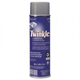 Twinkle® Stainless Steel Cleaner & Polish, 17 oz. Aerosol Can