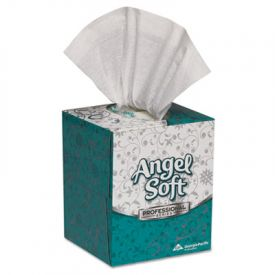 Georgia Pacific® Professional Angel Soft White Facial Tissue