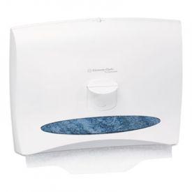 Kimberly-Clark Personal Seats Toilet Seat Cover Dispenser, White