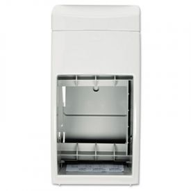 Bobrick Matrix™ Two-Roll Tissue Dispenser, 6 1/4 x 6 7/8 x 13 1/2