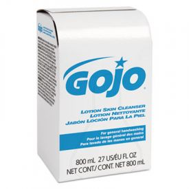GOJO® 800-ML Bag-in-Box Refills, Floral, Liquid, 800ML Bag