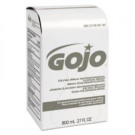 GOJO® 800-ML Bag-in-Box Refills, Floral Balsam, 800-ML