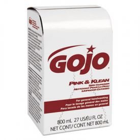 GOJO® 800-ML Bag-in-Box Refills, Floral