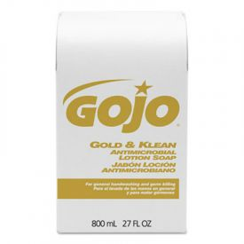 GOJO® 800-ML Bag-in-Box Refills, Floral Balsam, 800ML