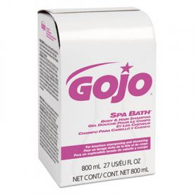 GOJO® 800-ML Bag-in-Box Refills, 800 ML, Bag-in-Box Refill, Pleasant