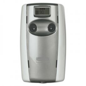 TC® Microburst® Duet Dispenser, Gray Pearl/White