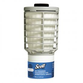 Scott® Continuous Air Freshener Refill, Ocean, 48 ML Cartridge