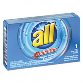 All® Stainlifter Powder Detergent - Vend Pack, 1 load