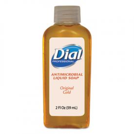 Dial® Gold Antimicrobial Liquid Hand Soap, Floral Fragrance, 2oz