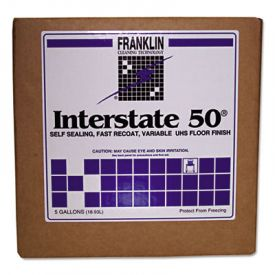 Franklin Cleaning ; Interstate 50® Finish, 5 gal Cube