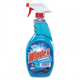 Windex® Powerized Glass Cleaner with Ammonia-D;, 32 oz. Trigger Bottle