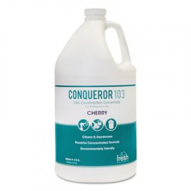 Fresh Products Conqueror 103 Odor Counteractant, Cherry, 1 QT