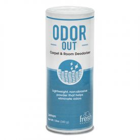 Fresh Products Odor-Out Carpet and Room Deodorant, Bouquet, 12oz Can
