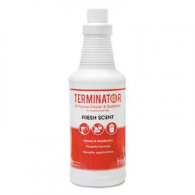 Fresh Products Terminator Deodorizer All-Purpose Cleaner, 32 oz. Bottles