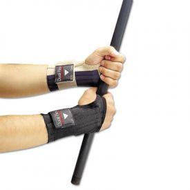 Allegro® Dual-Flex™ Wrist Supports, Large, Nylon, Black