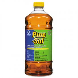 Pine-Sol® Multi-Surface Cleaner, Pine, 60oz Bottles