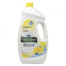 Palmolive® Automatic Dishwasher Gel, Lemon, 75oz Bottle