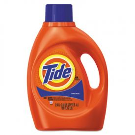 Tide® Liquid Laundry Detergent, Original Scent, 100 oz. Bottle