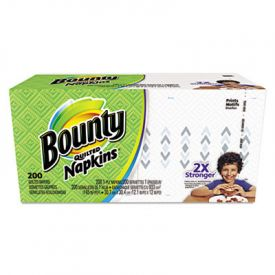 Bounty® Quilted Napkins, 1-Ply, 12