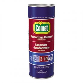 Comet® Deodorizing Cleanser, Powder, 21 oz. Canister