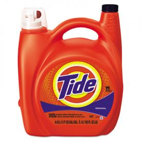 Tide® Ultra Liquid Laundry Detergent, 4.7 qt Pump Dispenser