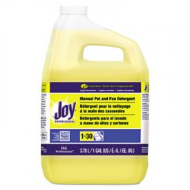 Joy® Dishwashing Liquid, Lemon Scent, One Gallon Bottle