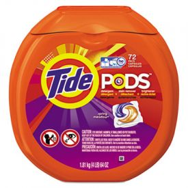Tide® Detergent Pods Spring Meadow