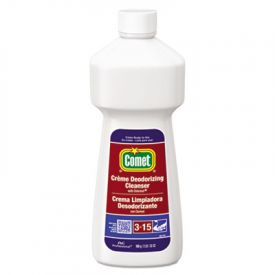 Comet® Crème Deodorizing Cleanser, 32oz Bottle,