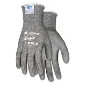 Memphis™ Ninja® Force Gloves, Small, Gray