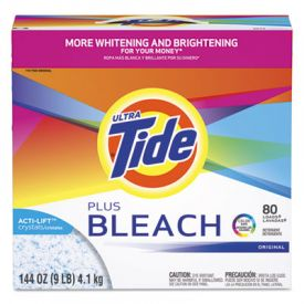 Tide® Laundry Detergent with Bleach, Original Scent, Powder