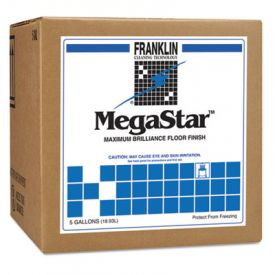 Franklin Cleaning ; MegaStar; Ultra-Fast Acrylic Floor Finish, 5 gal Pail