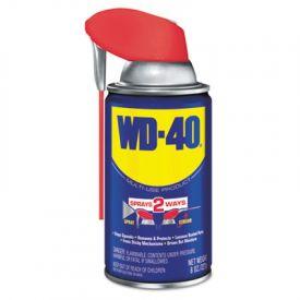 WD-40® Smart Straw® Spray Lubricant, 8 oz Aerosol Can