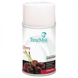 TimeMist® Metered Aerosol Fragrance Dispenser Refills, Cherry, 6.6 oz