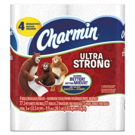 Charmin® Ultra Strong Bathroom Tissue, 2-Ply, 4 x 4