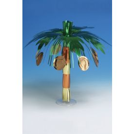 Centerpiece, Mini Foil, Coconut Tree