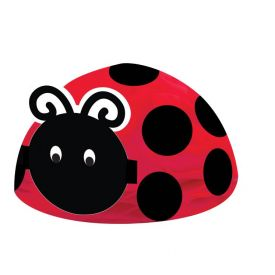 Ladybug Fancy Centerpiece, Honeycomb