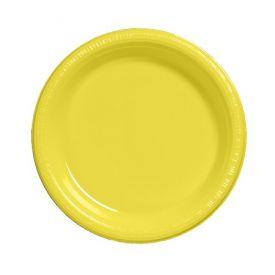 Mimosa Plastic Dinner Plate 9