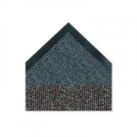 Crown Cross-Over™ Indoor Wiper/Scraper Mat, Olefin/Poly, 36 x 60, Brown