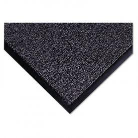 Crown Cross-Over™ Indoor Wiper/Scraper Mat, Olefin/Poly, 36 x 60, Gray