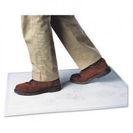 Crown Walk-N-Clean™ Mat, 31-1/2 x 25-1/2, Gray