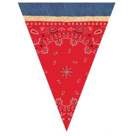 Bandanarama Flag Banner